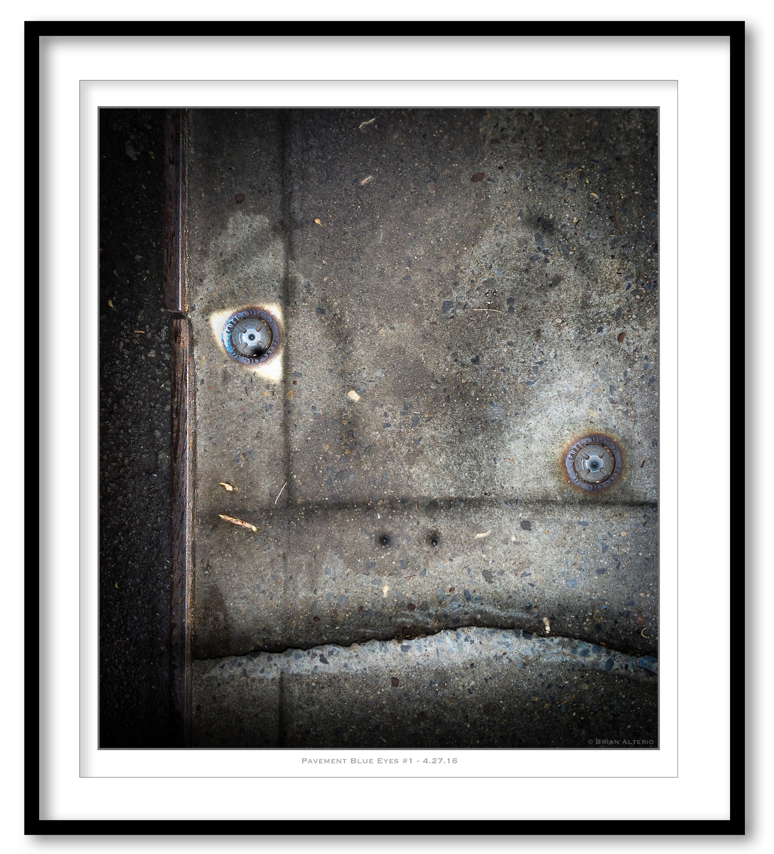 Pavement Blue Eyes #1 - 4.27.16 - Framed.jpg
