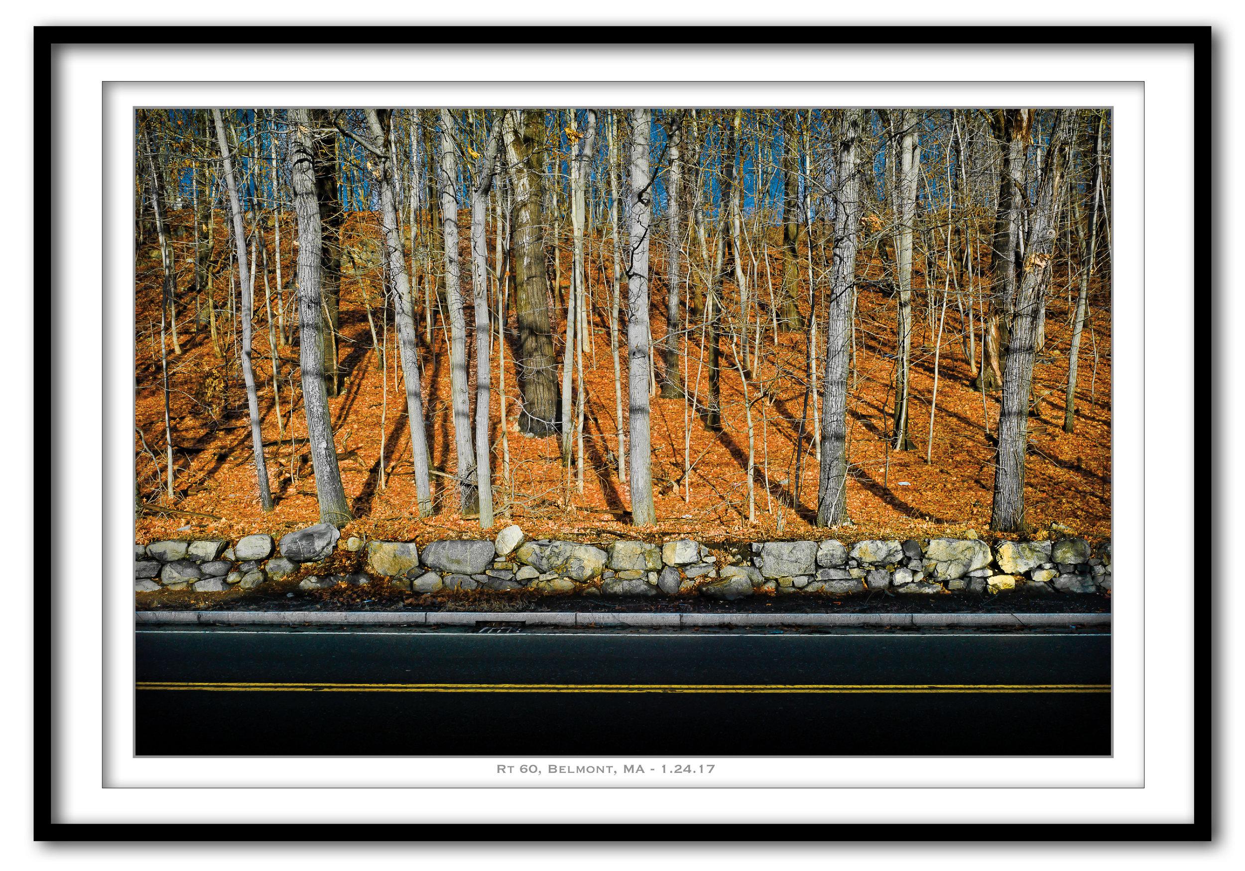 Rt 60 Belmont, MA - 1.24.17 - Framed.jpg