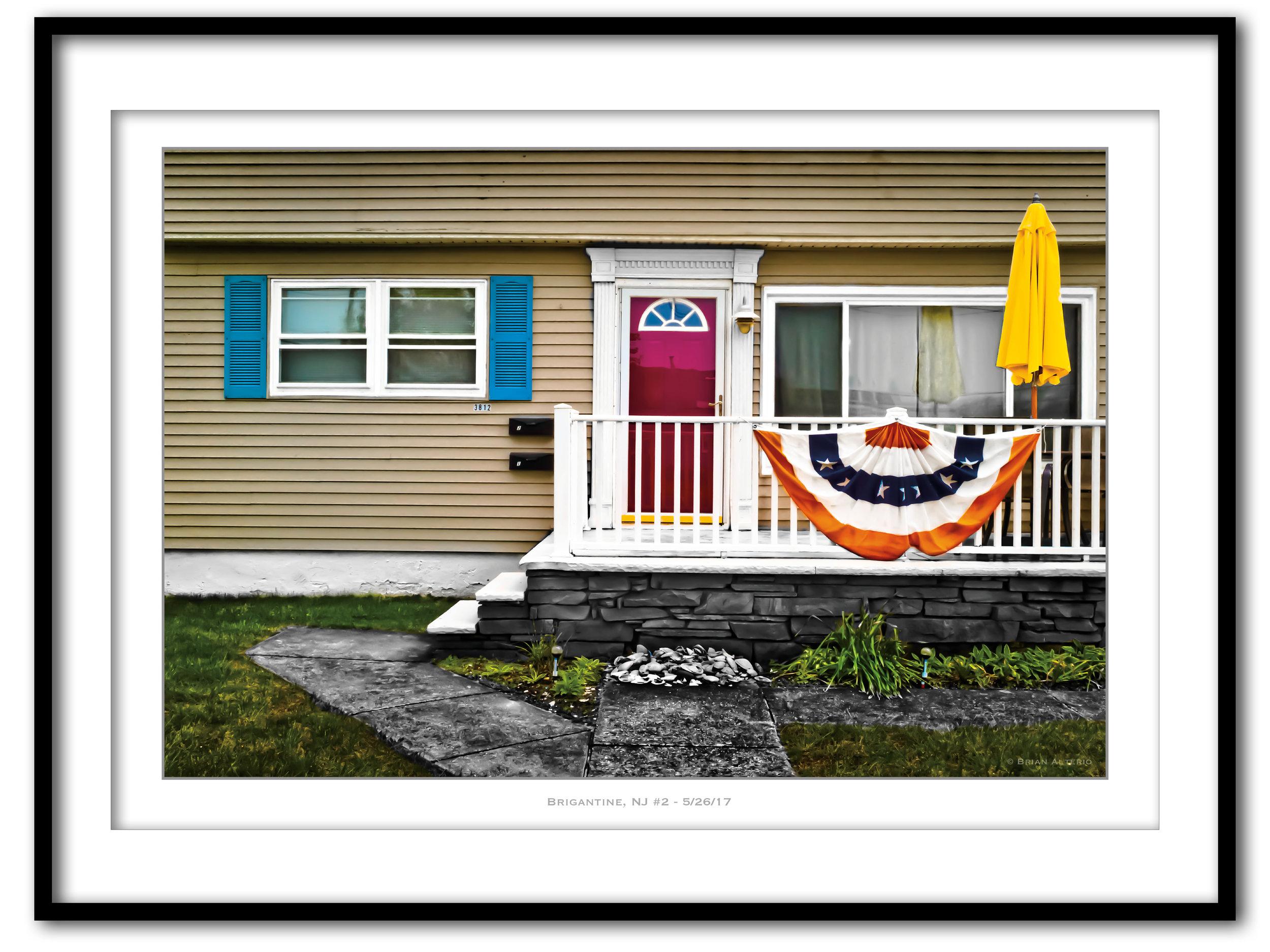 Brigantine, NJ #2 - 5-26-17 - Framed.jpg