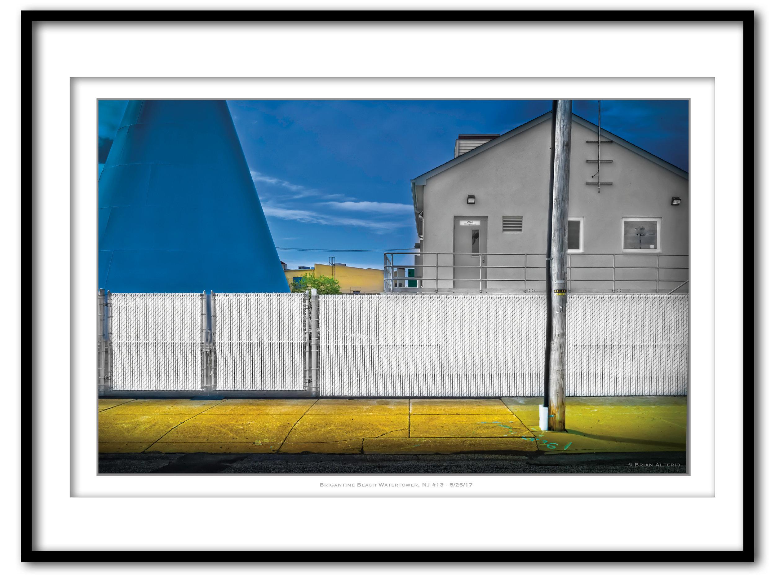 Brigantine Beach, NJ #8 - 5-26-17- Framed - Framed.jpg