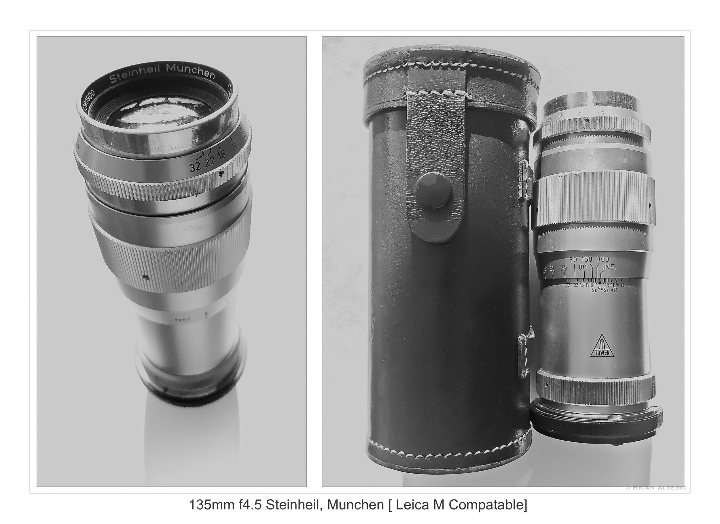 135mm f4.5 Steinheil, Munchen [ Leica M Compatable].jpg