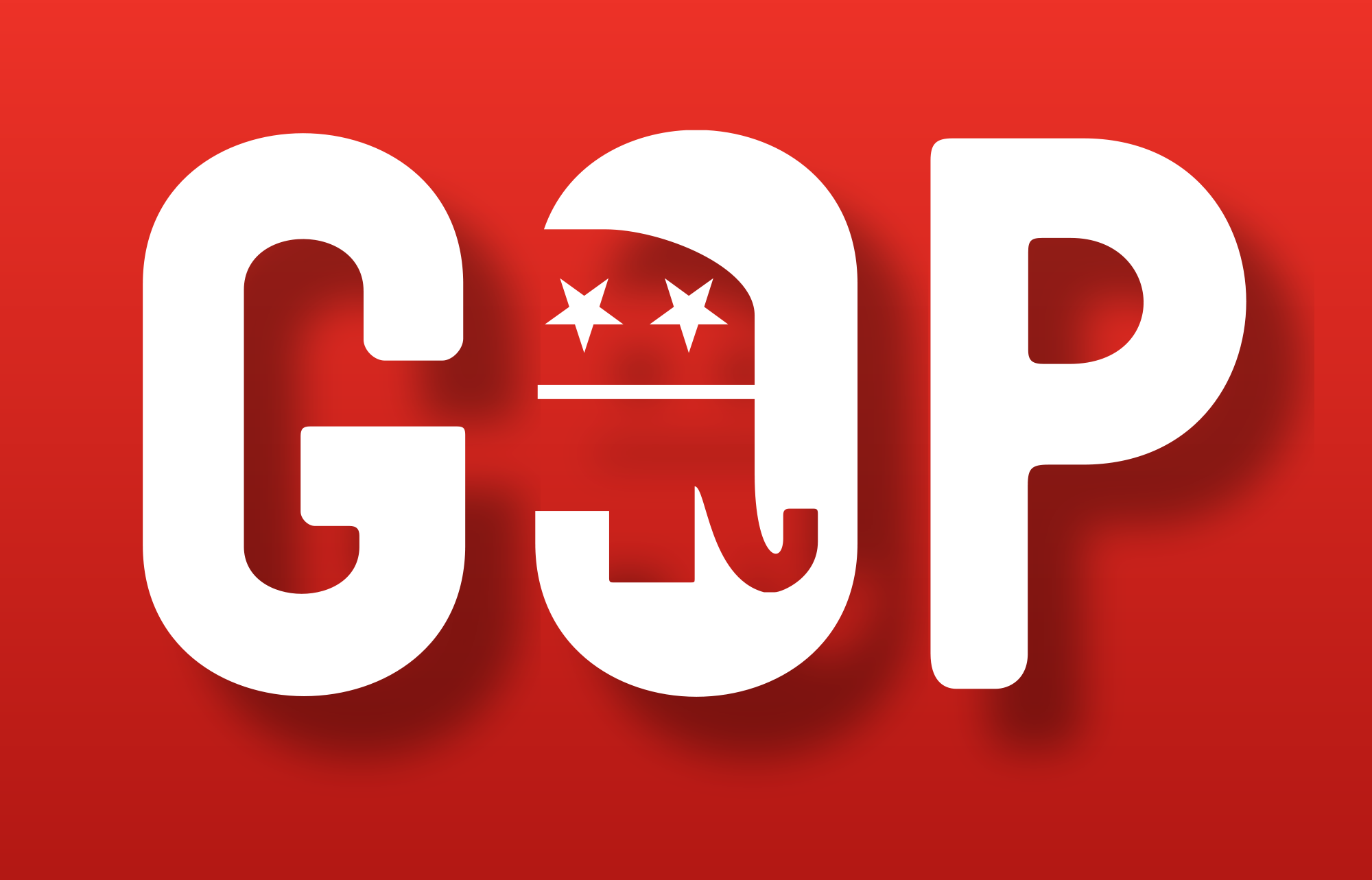 """The Republican Party , also commonly called the GOP (for """"Grand Old Party"""") has been at the forefront of the fight for individuals' rights in opposition to a large, bloated government..  Learn about the Origin of the Republican Elephant here."""