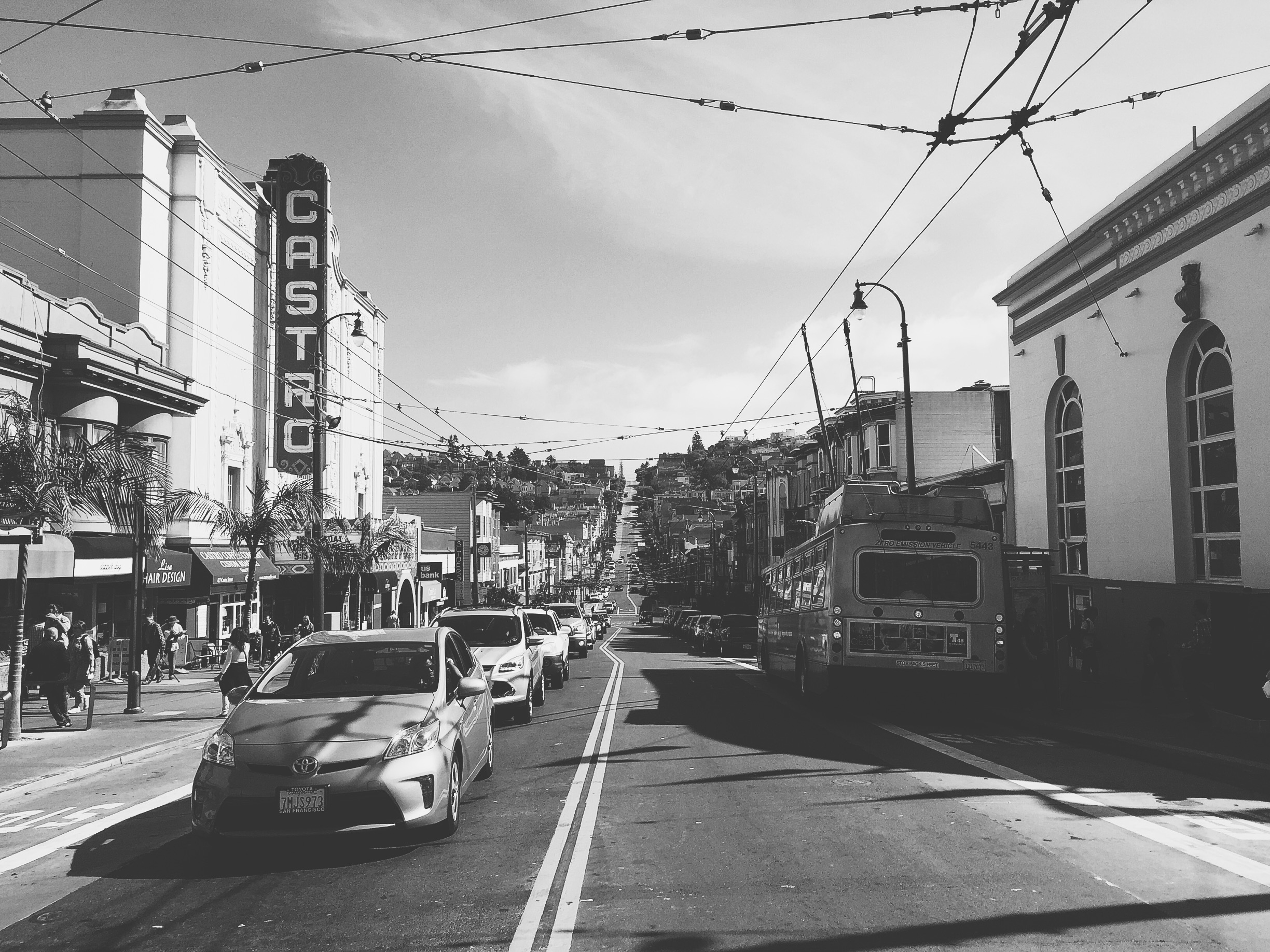 The Castro in SF