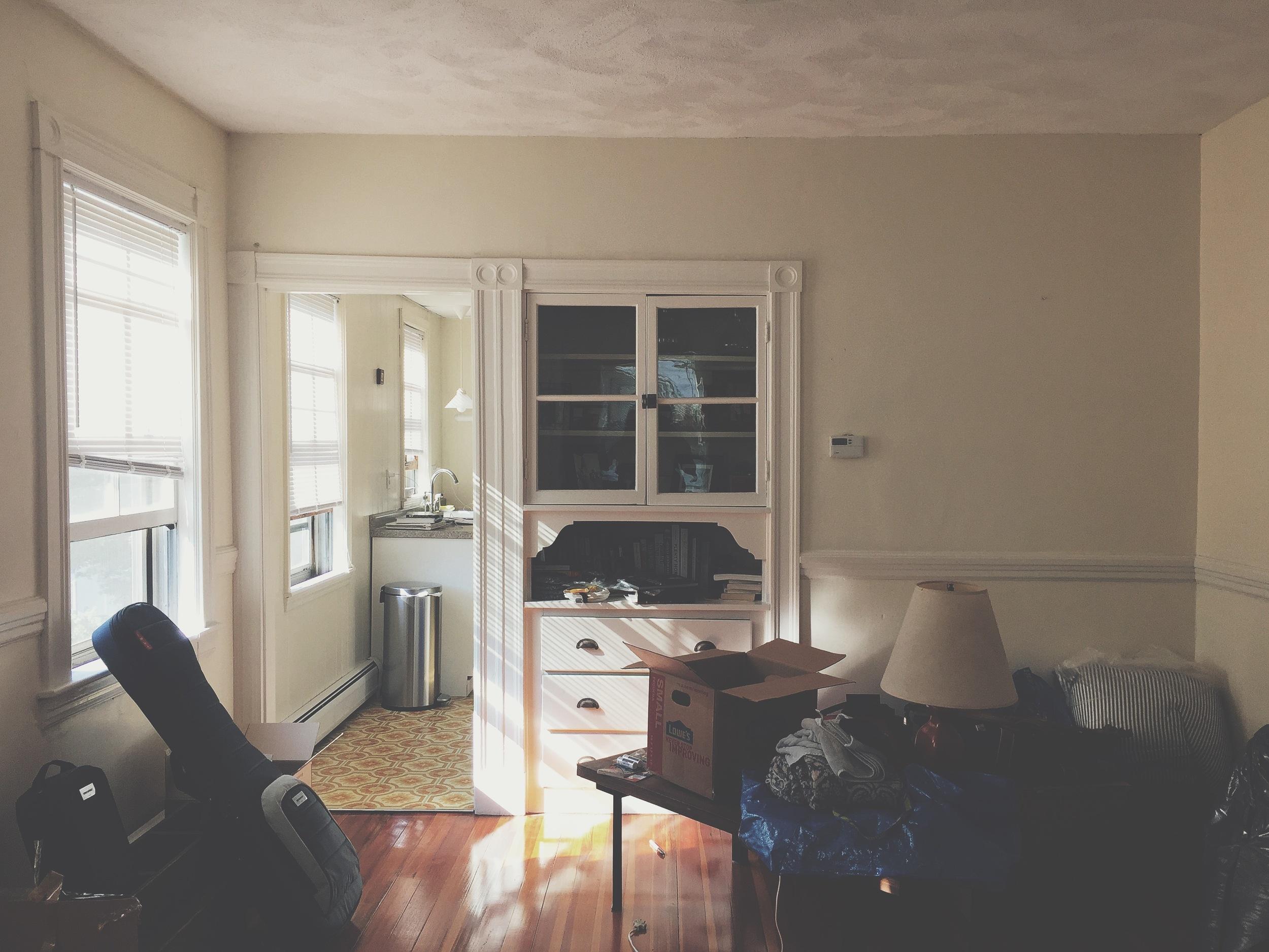 Cambridge home