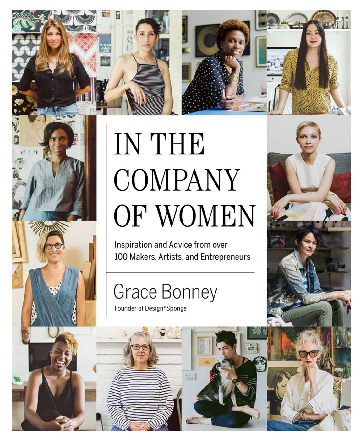 """In The Company of Women""                                    Book Cover & Principal photography"