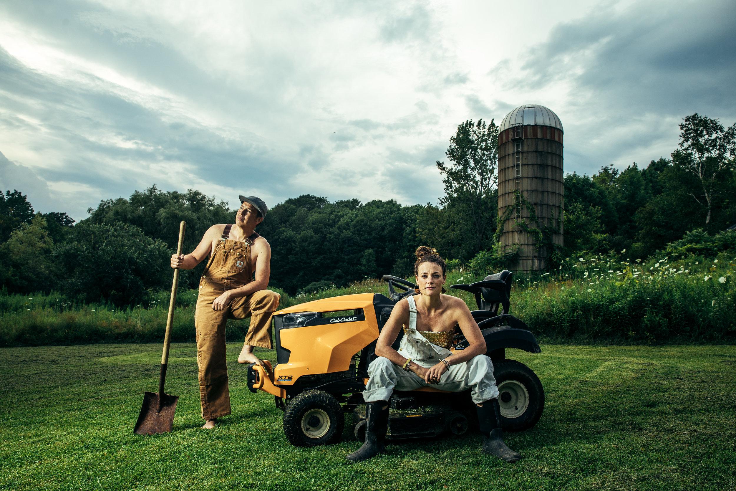 PETE MISER & SARA KATE GILLINGHAM