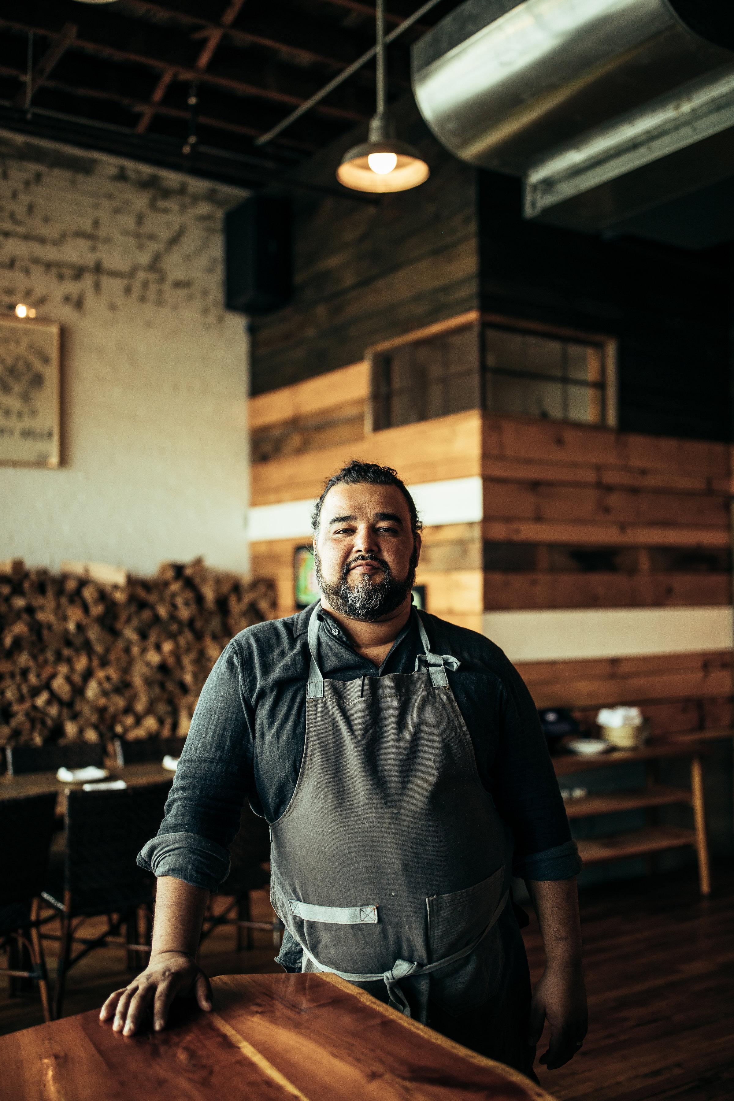 Chef Daniel Bojorquez