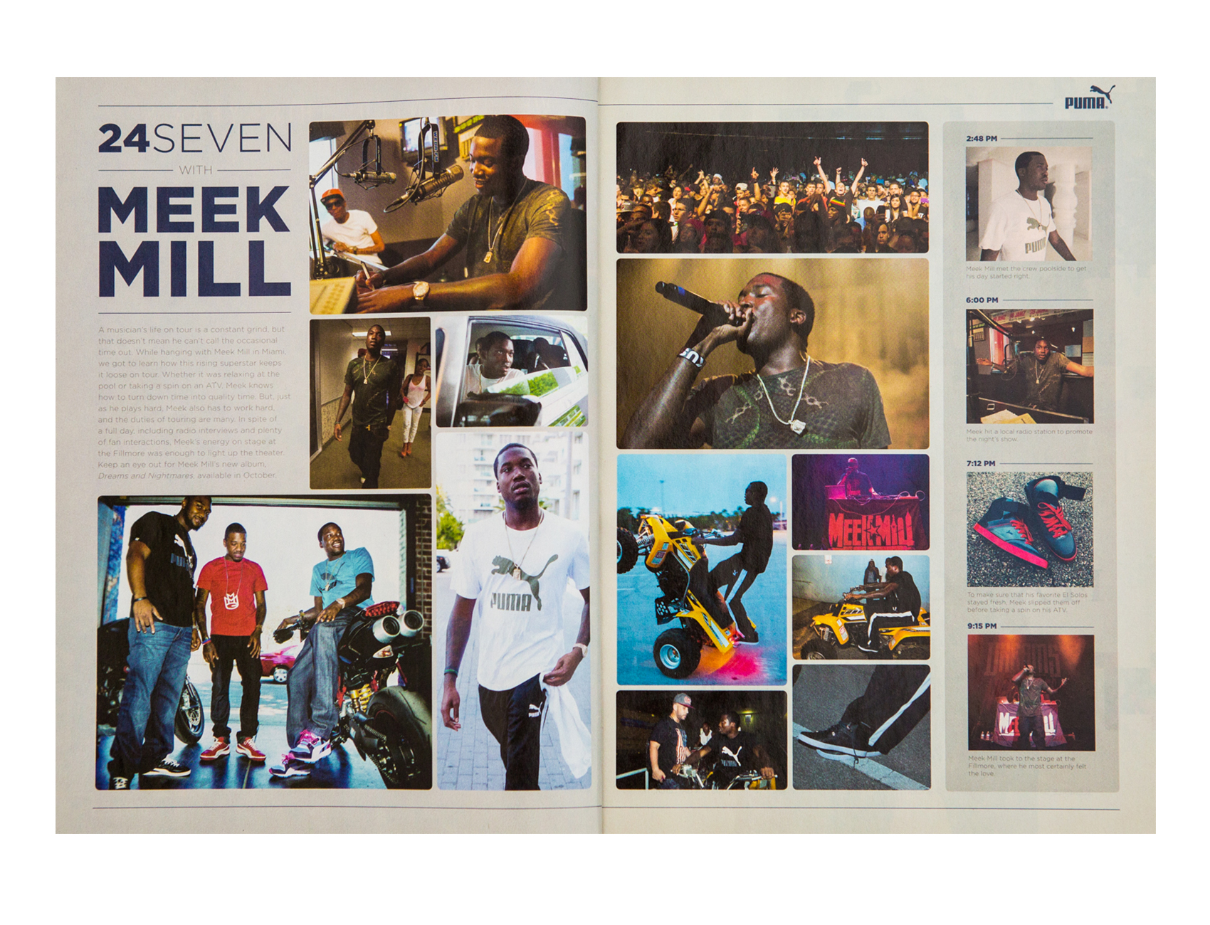 Meek Mill - Complex - Oct / Nov 2012