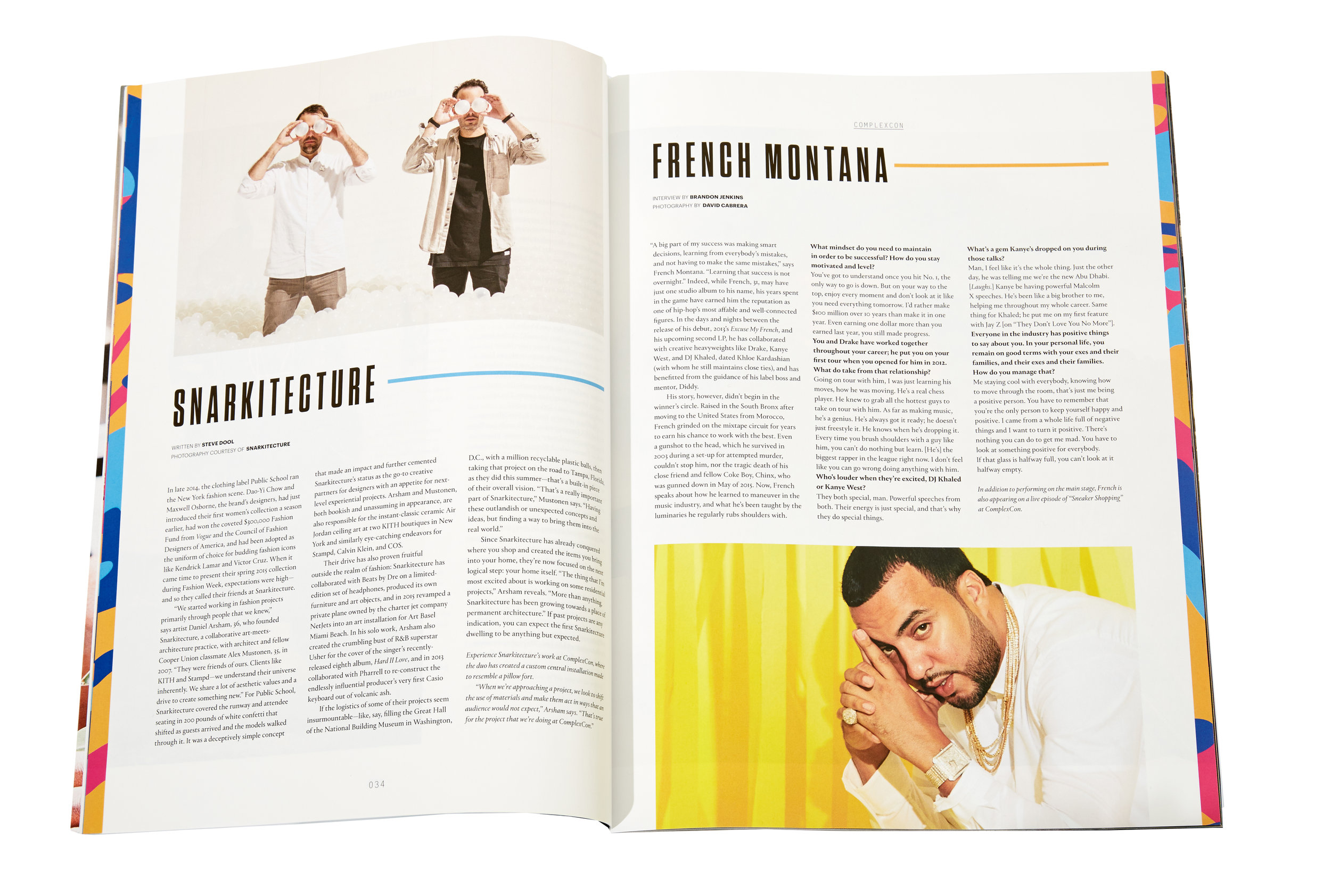 French Montana - Complex - Oct / Nov 2016