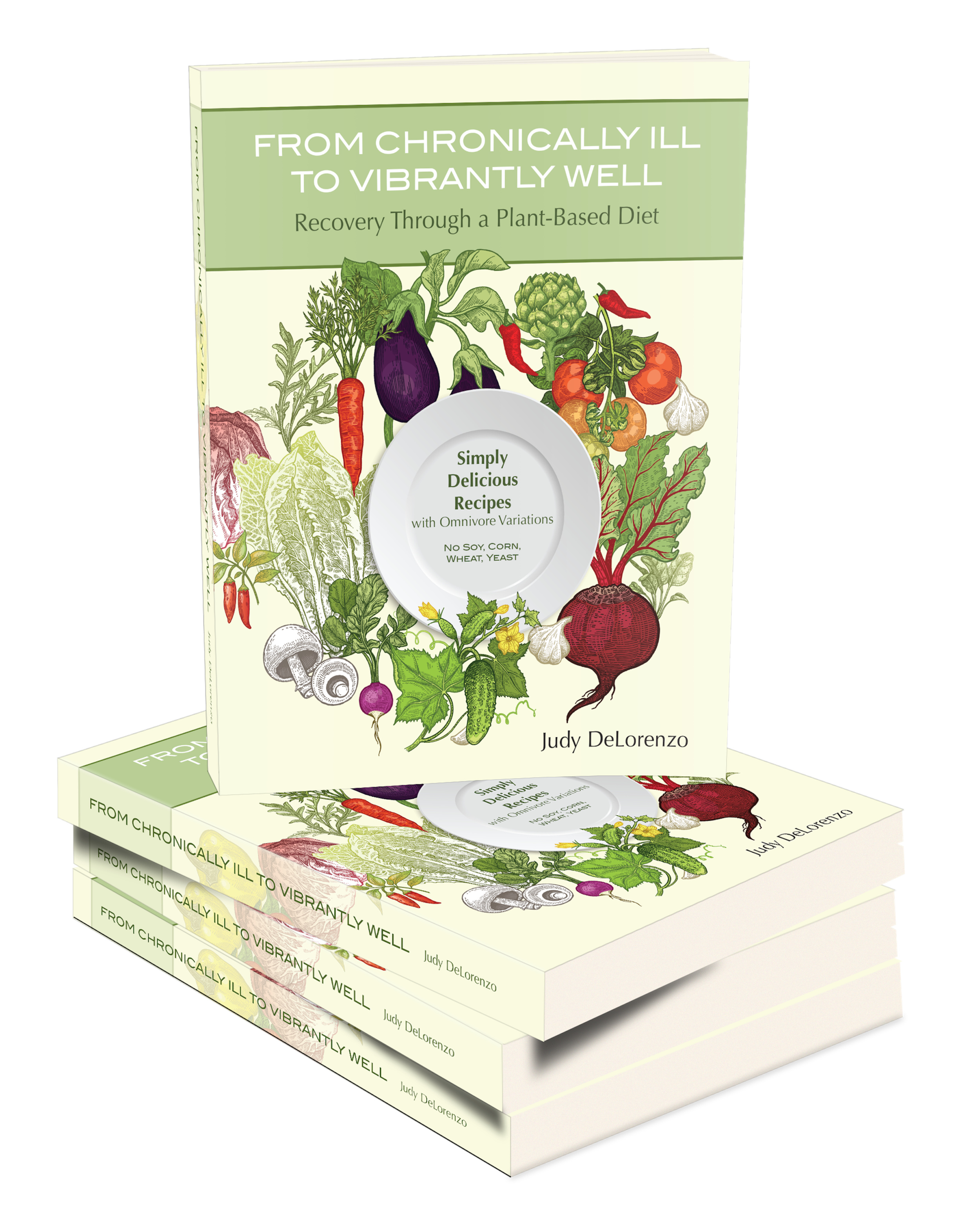 - Dear Friends,If you do buy this cookbook and healthy eating guide, please post a review on Amazon after you've become familiar with it.Thank you and Cheers to Vibrant Health!