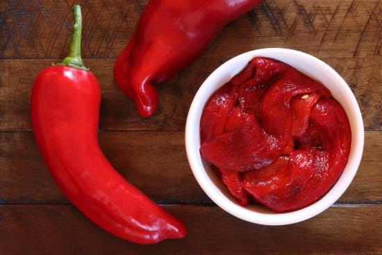 If you can, use homemade roasted red peppers when making romesco sauce. Check out my  YouTube video  to learn how to grill roast peppers.
