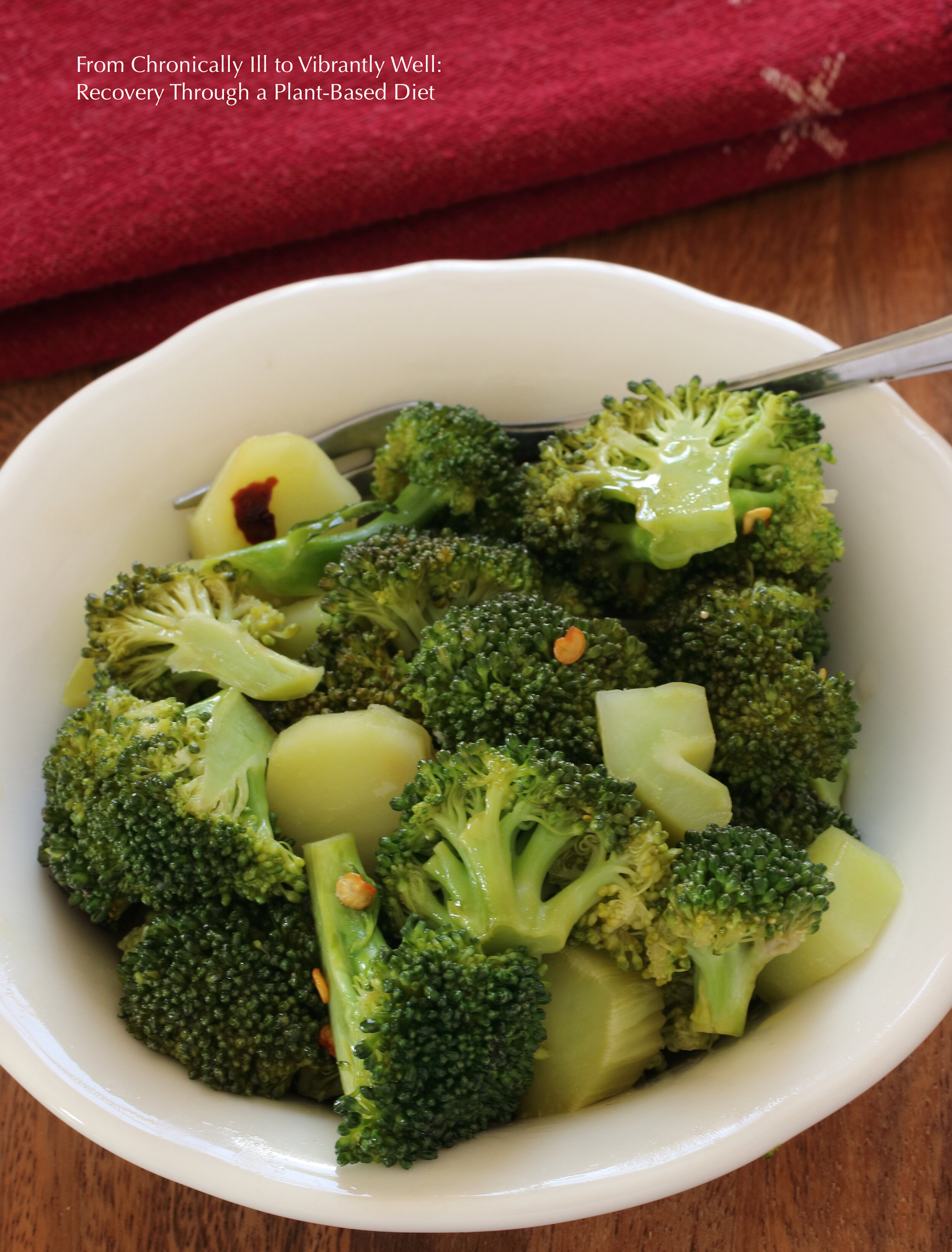 Mary's Broccoli Salad
