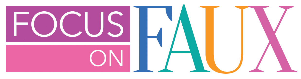 A Big Thank You to Focus on Faux. Check out the February's online issue featuring an article on Design 7 Seven!