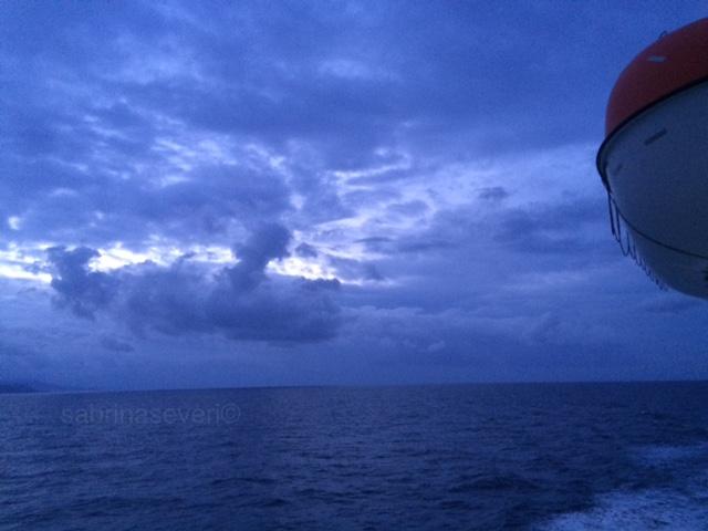 Veleggiare in inverno Sailing in winter