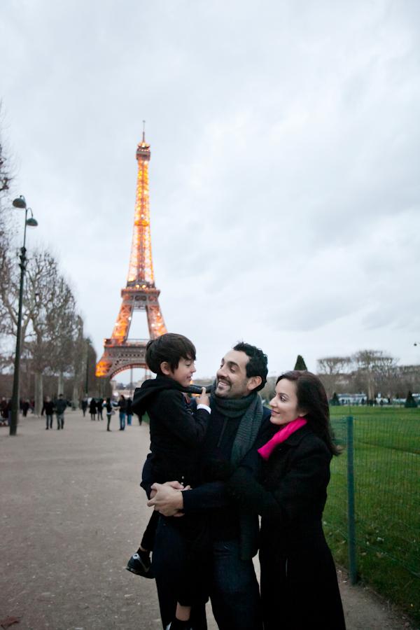 Paris Portrait Photography