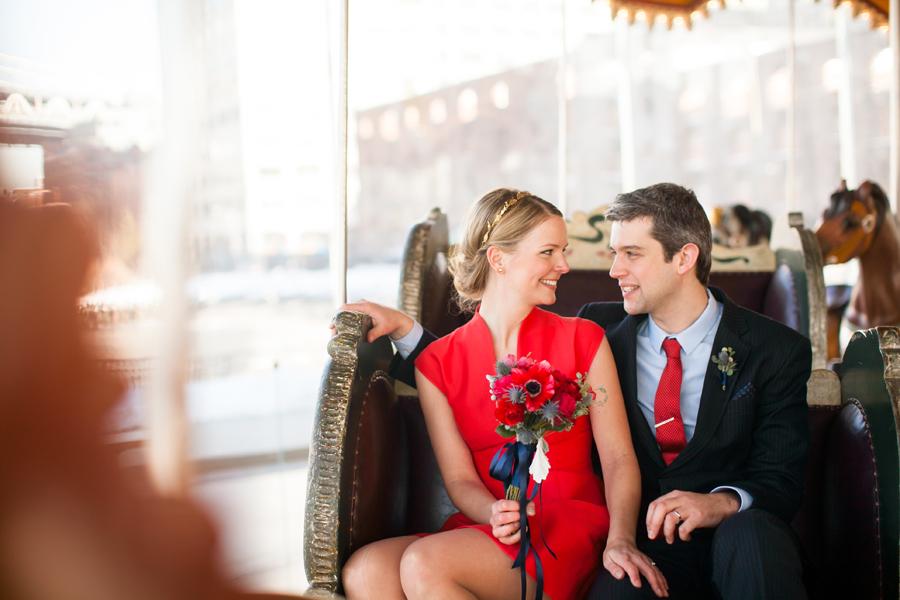 Jane's Carousel Wedding Photographer