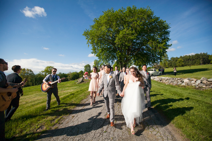 Fruitlands Museum Wedding Photographer | Brittany & Vincent