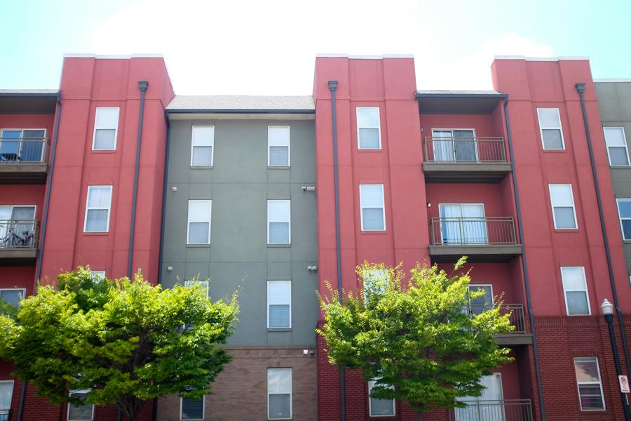 Birmingham University Apartments