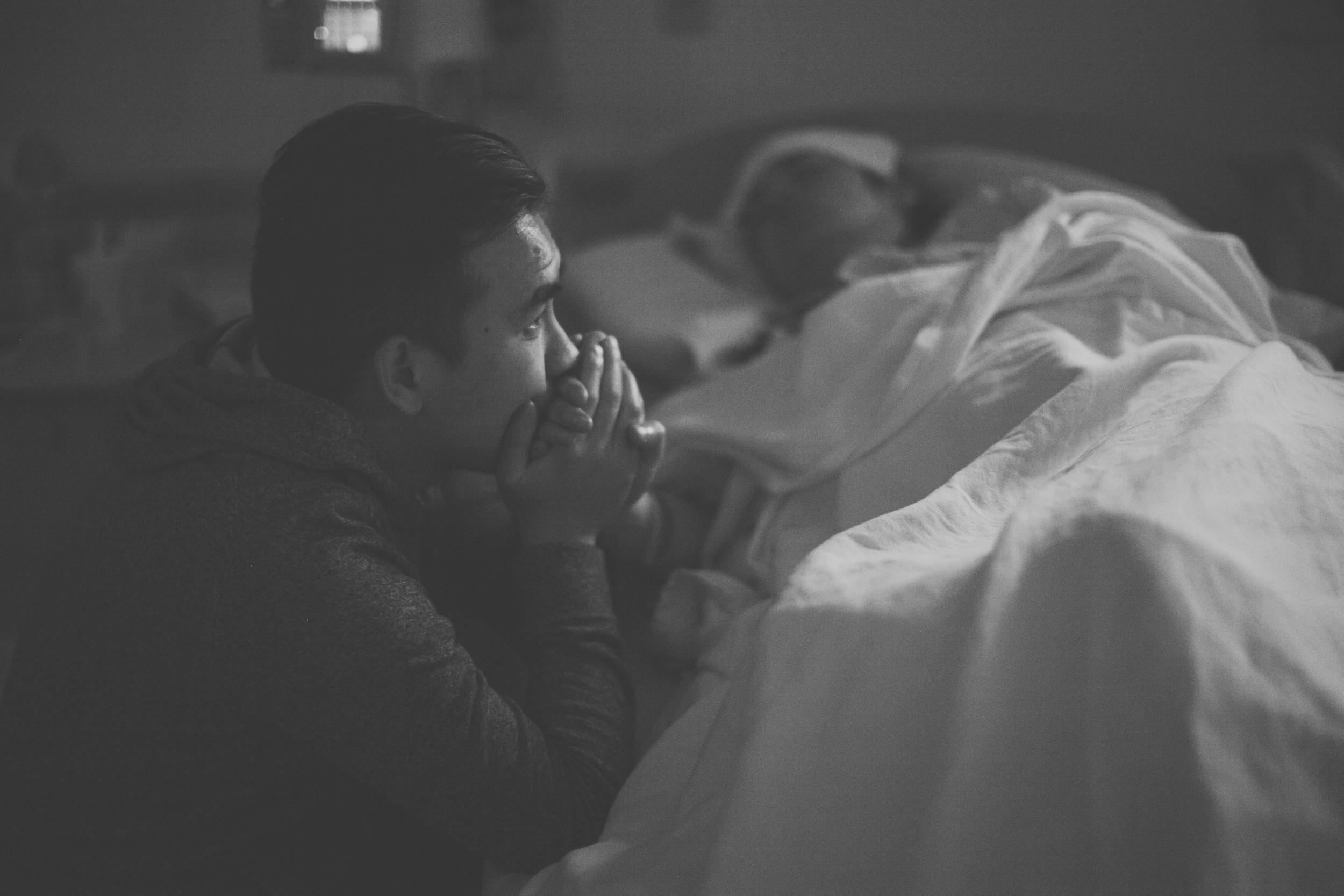 El Camino Birth Photographer | Maddie Mary
