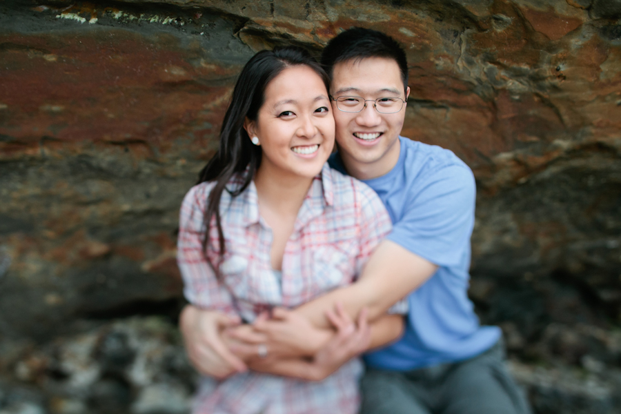 Theresa & Jon | Santa Cruz Engagement Session