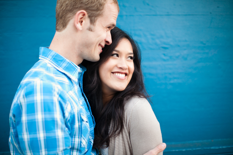 Mission District Engagement Photographer | Renee & Brian