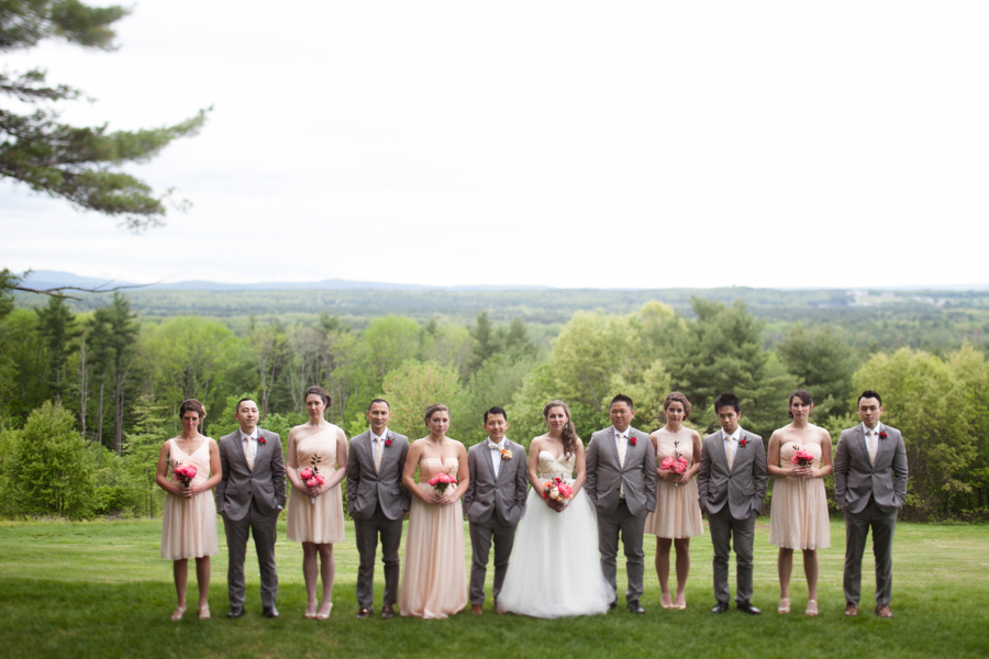 Fruitlands Museum Wedding Photographer | Brittany & Vincent