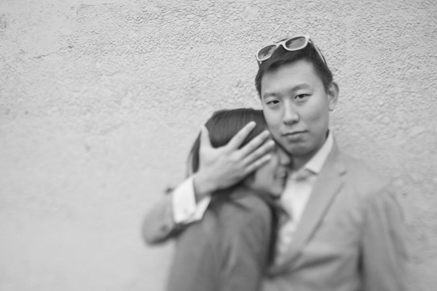 Tianne & Yam Ki | New York Engagement Session