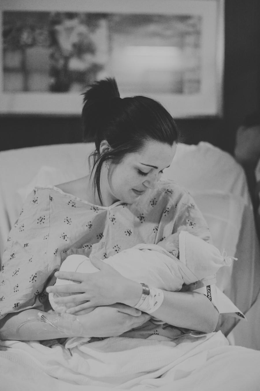 Birmingham Alabama Birth Photographer