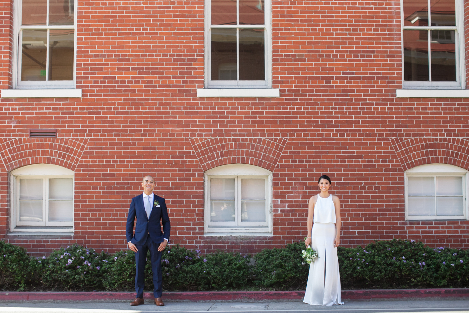 San Francisco Presidio Elopement Photographer