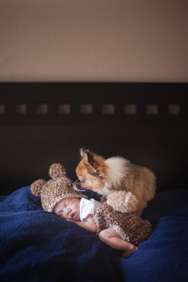 Jordan | San Jose Newborn Photographer