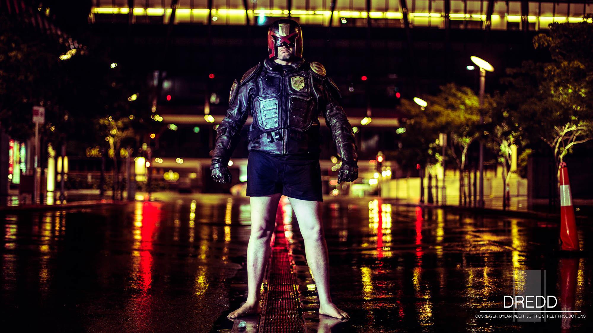 The lost scene from Dredd 3D