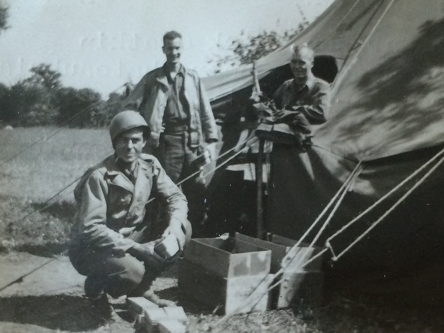 France, August 1945