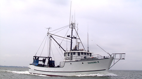 F/V Darana R    Photo: Virginia Institute of Marine Science ( VIMS )