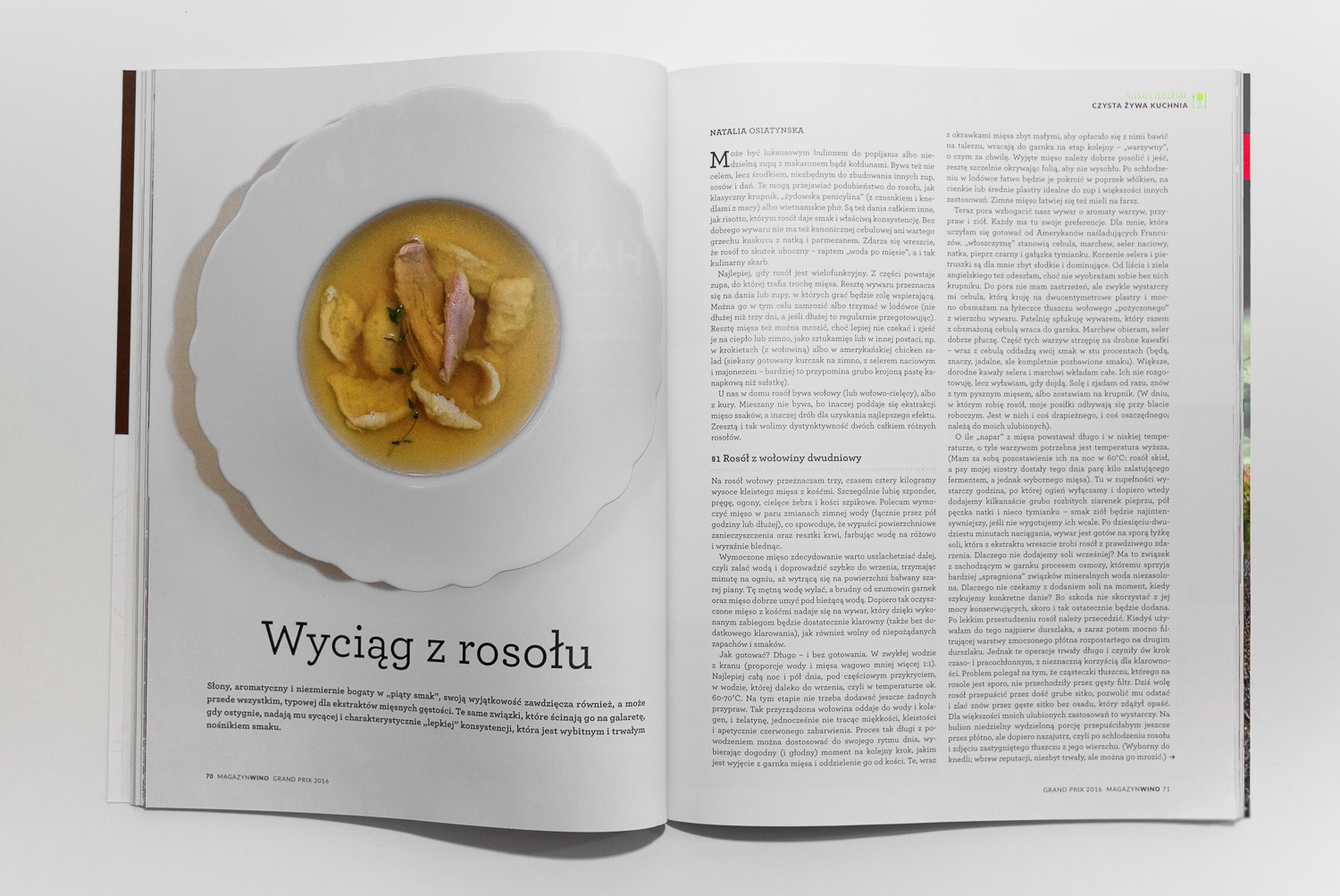 Essay and image by the author, published in Magazyn Wino 2016/5.