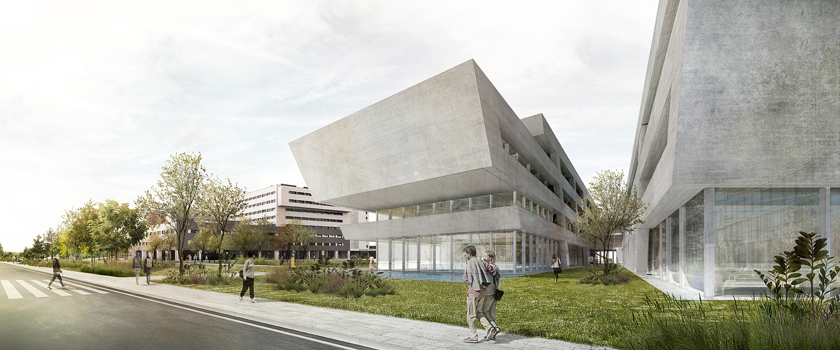 Facultad Medicina Badajoz, Alberto Garcia 03.jpg