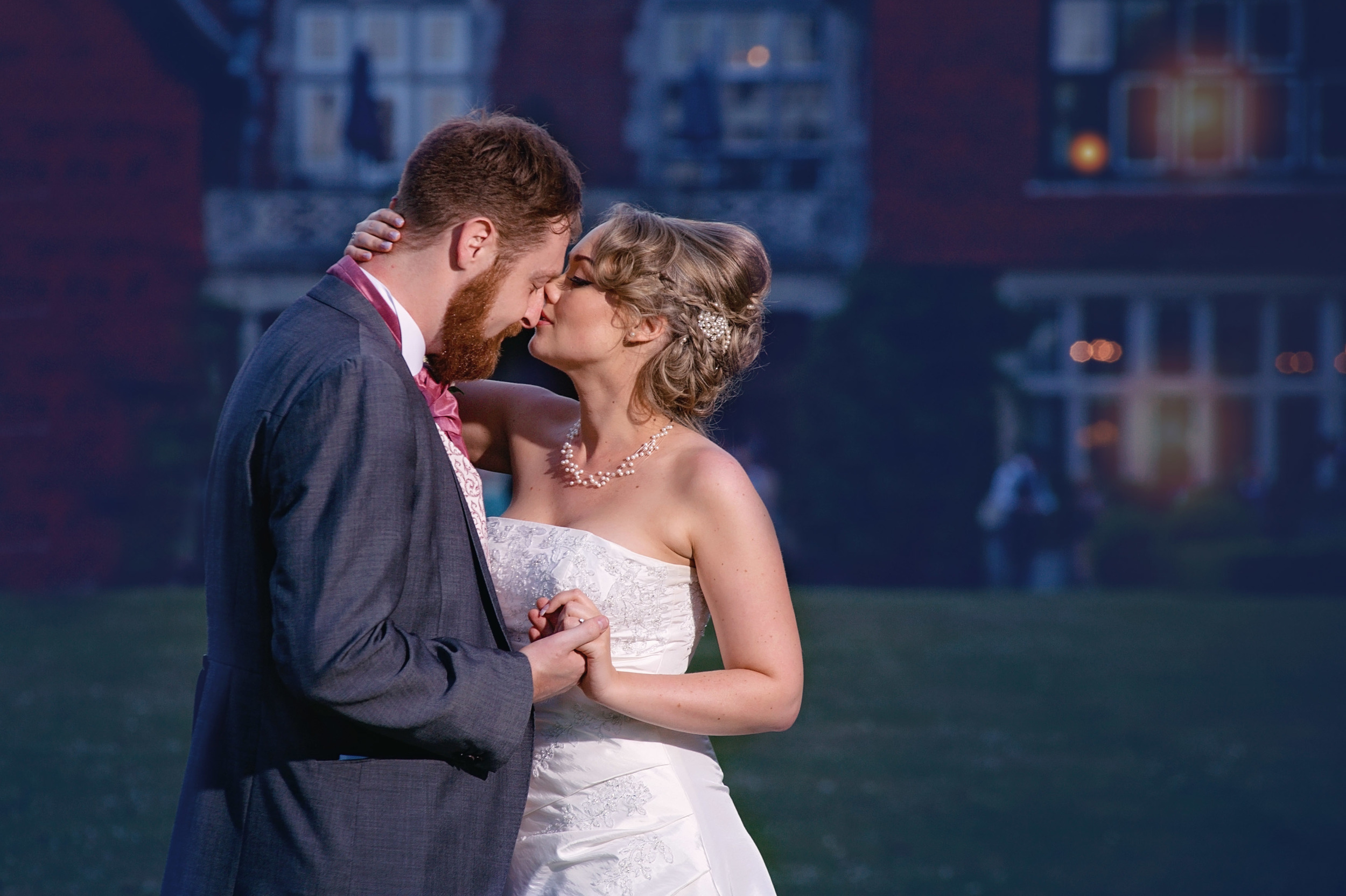 One of my favourite images so far this year!!! The lovely Jen and Craige at Elmers Court in the New Forest.