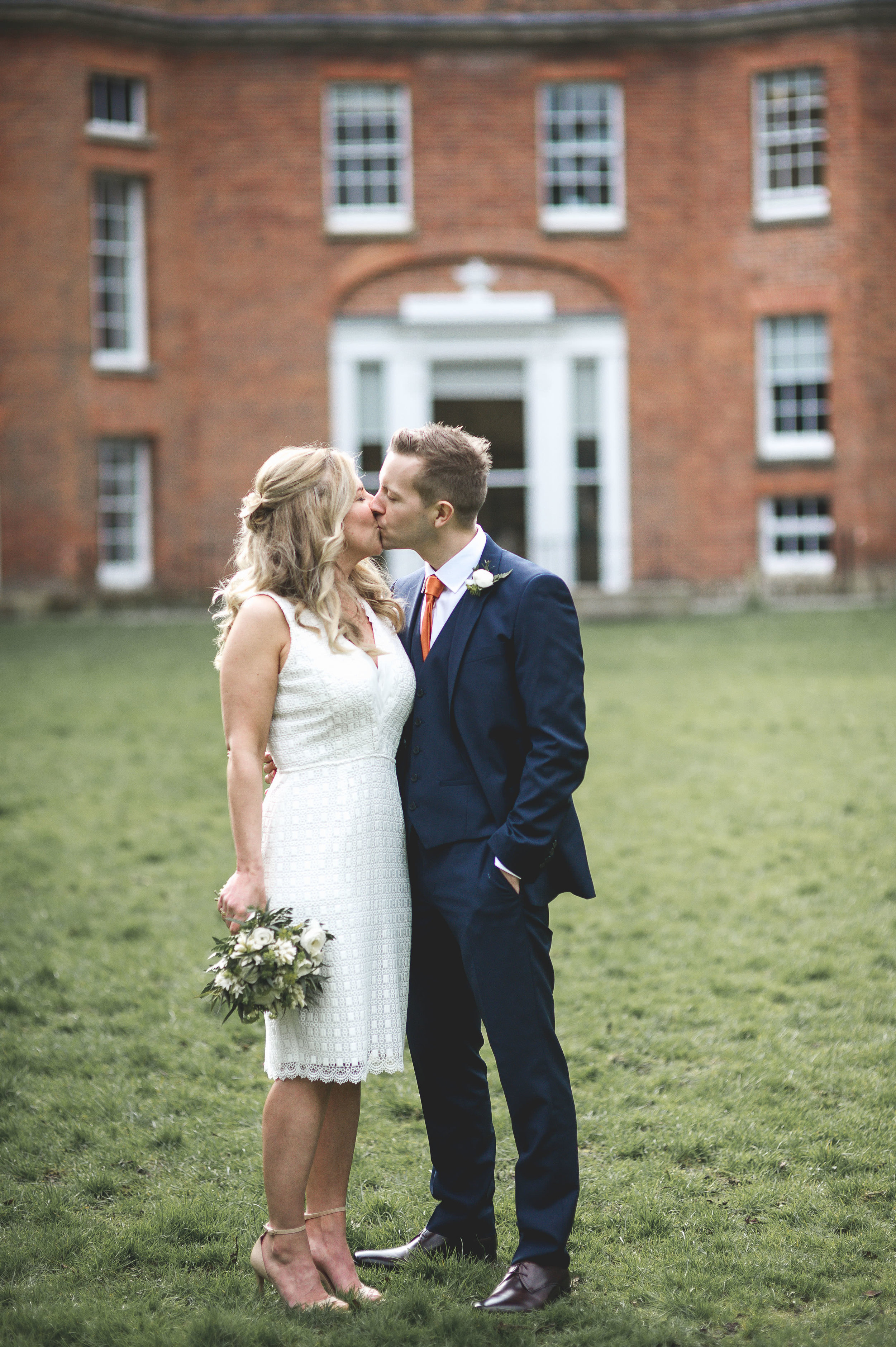 Salisbury Registry Office wedding with Louise and james