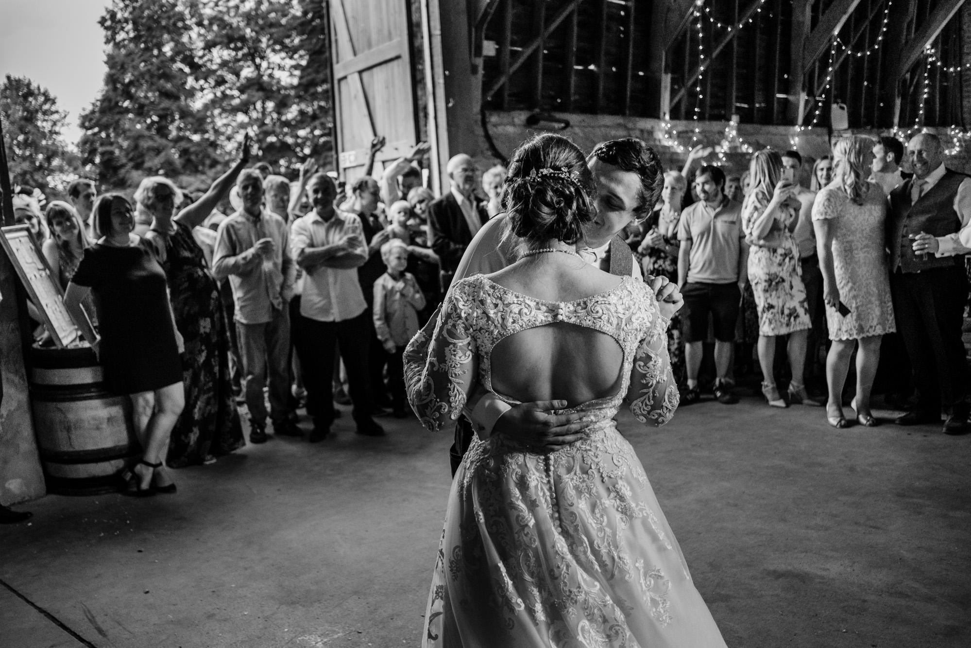 wick bottom barn weddings
