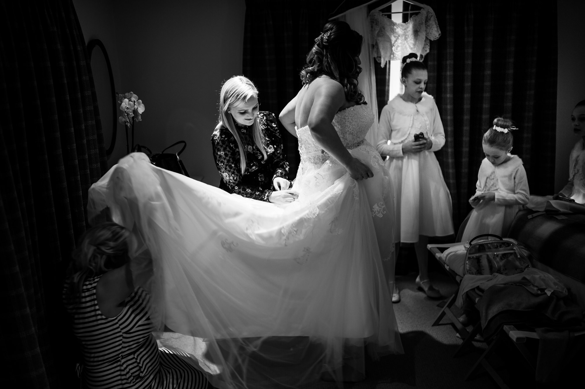 The 3 Daggers weddings