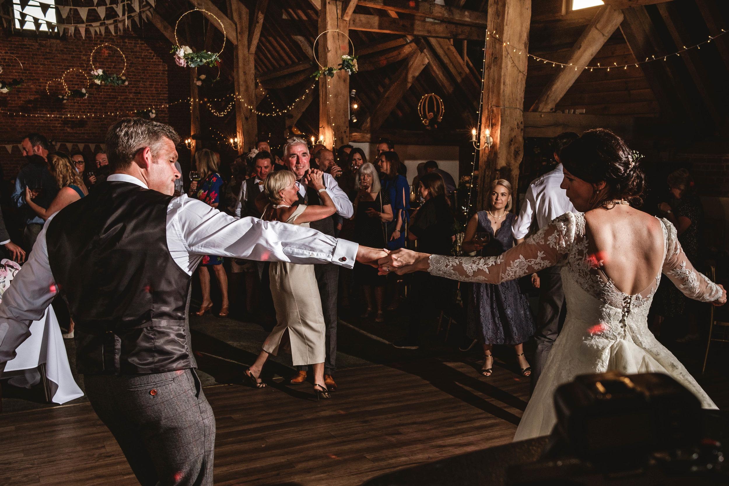 Barford Park Barn weddings