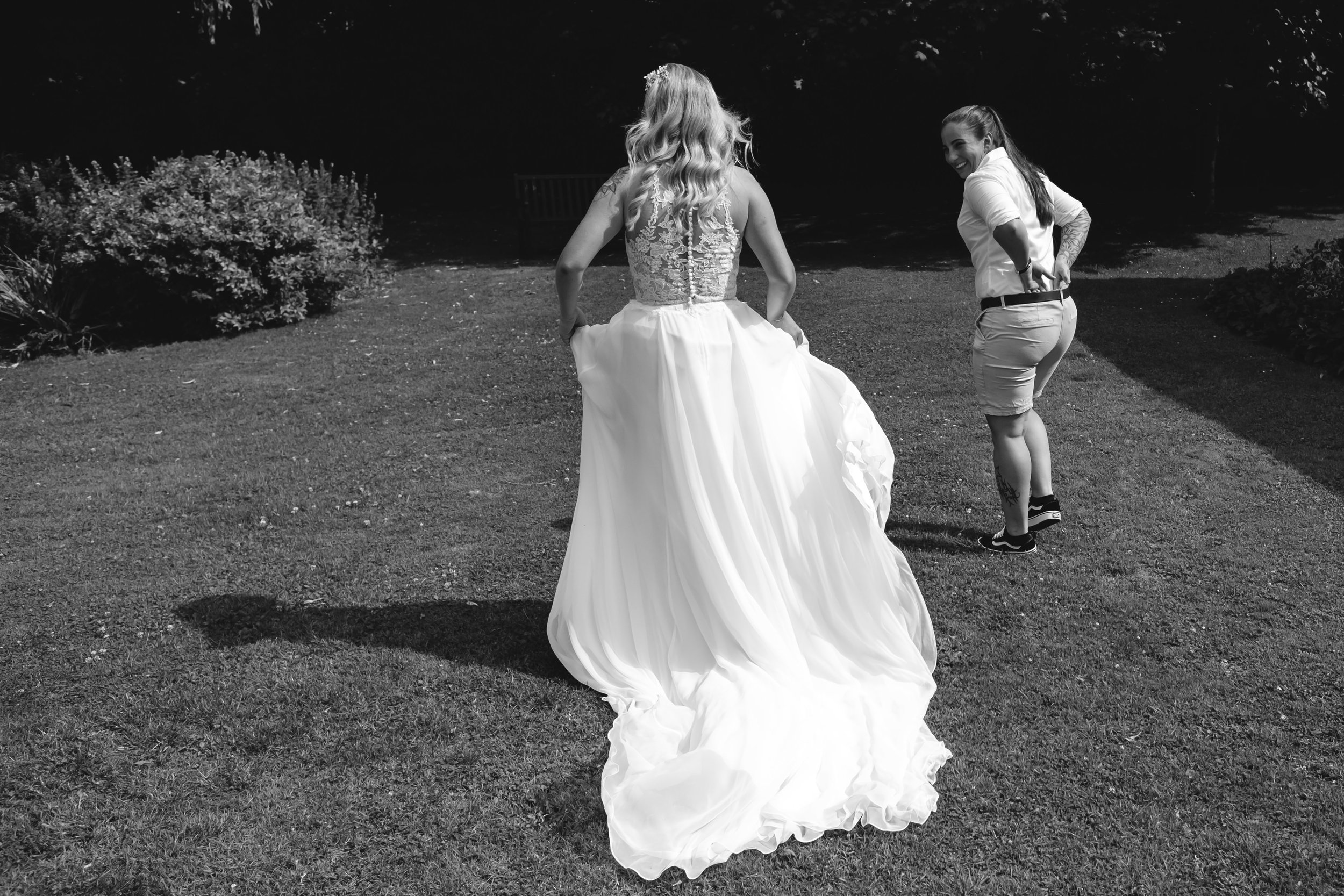 Widbrook Grange weddings