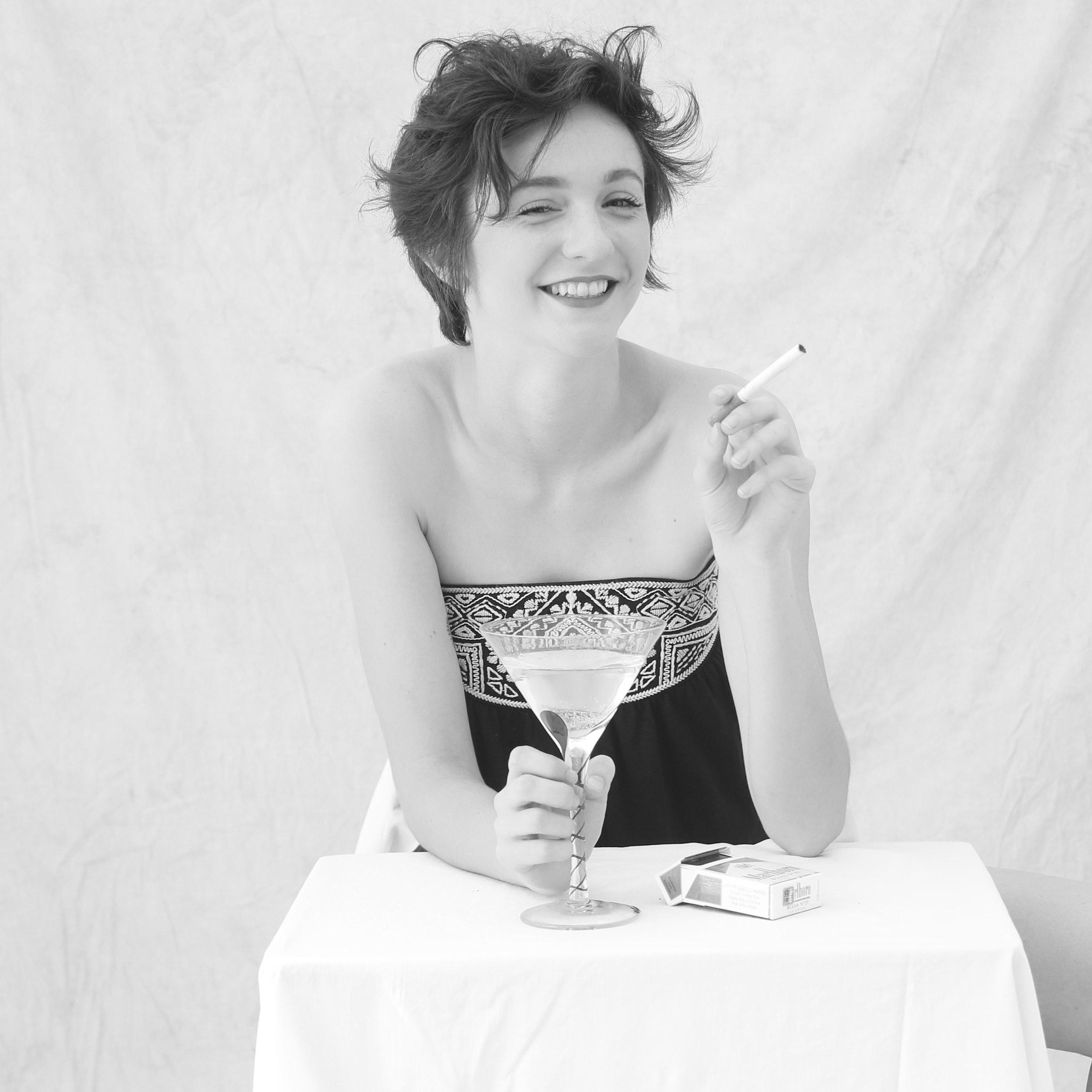 Girl With Martini.jpg