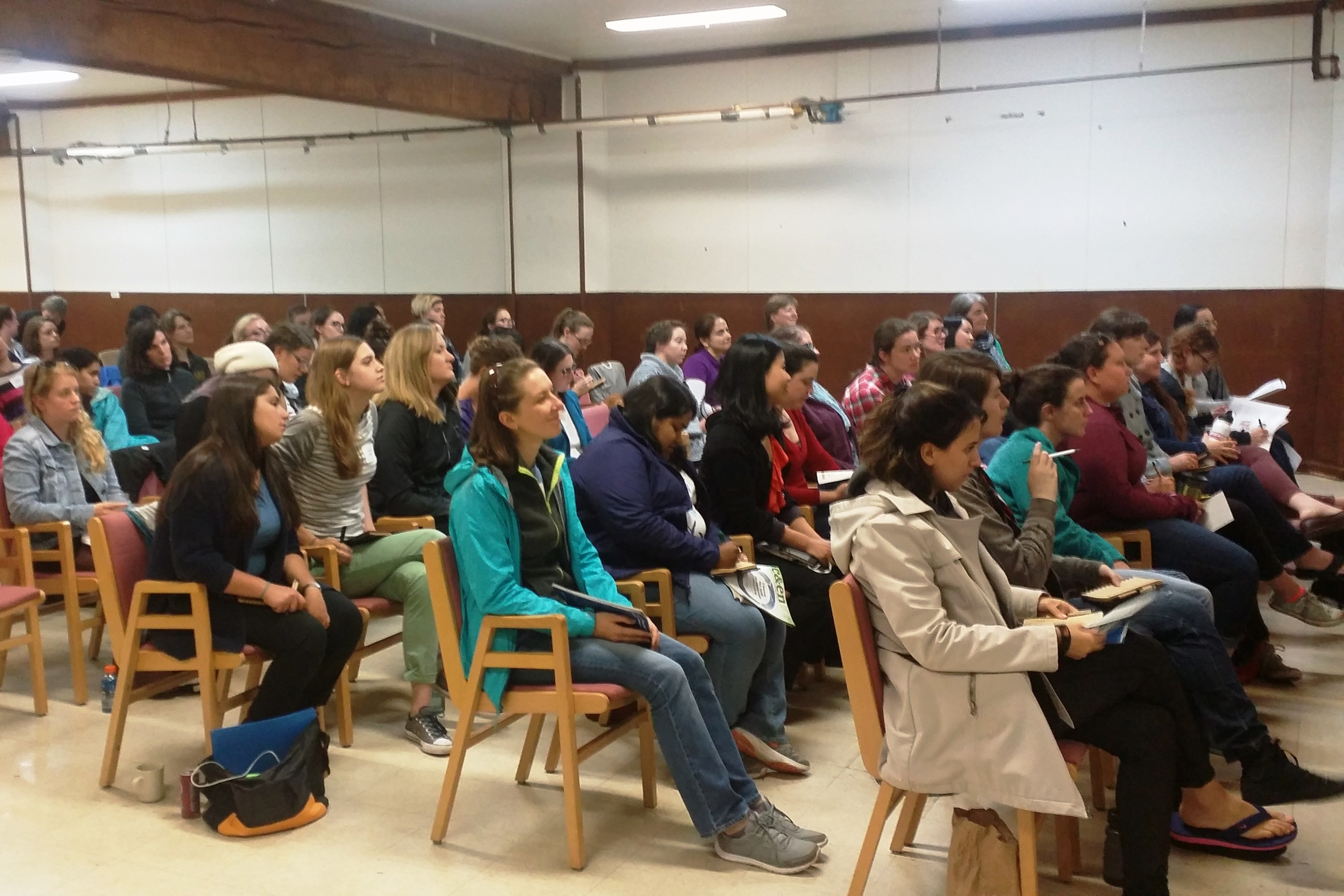 PNW Women in Science Retreat