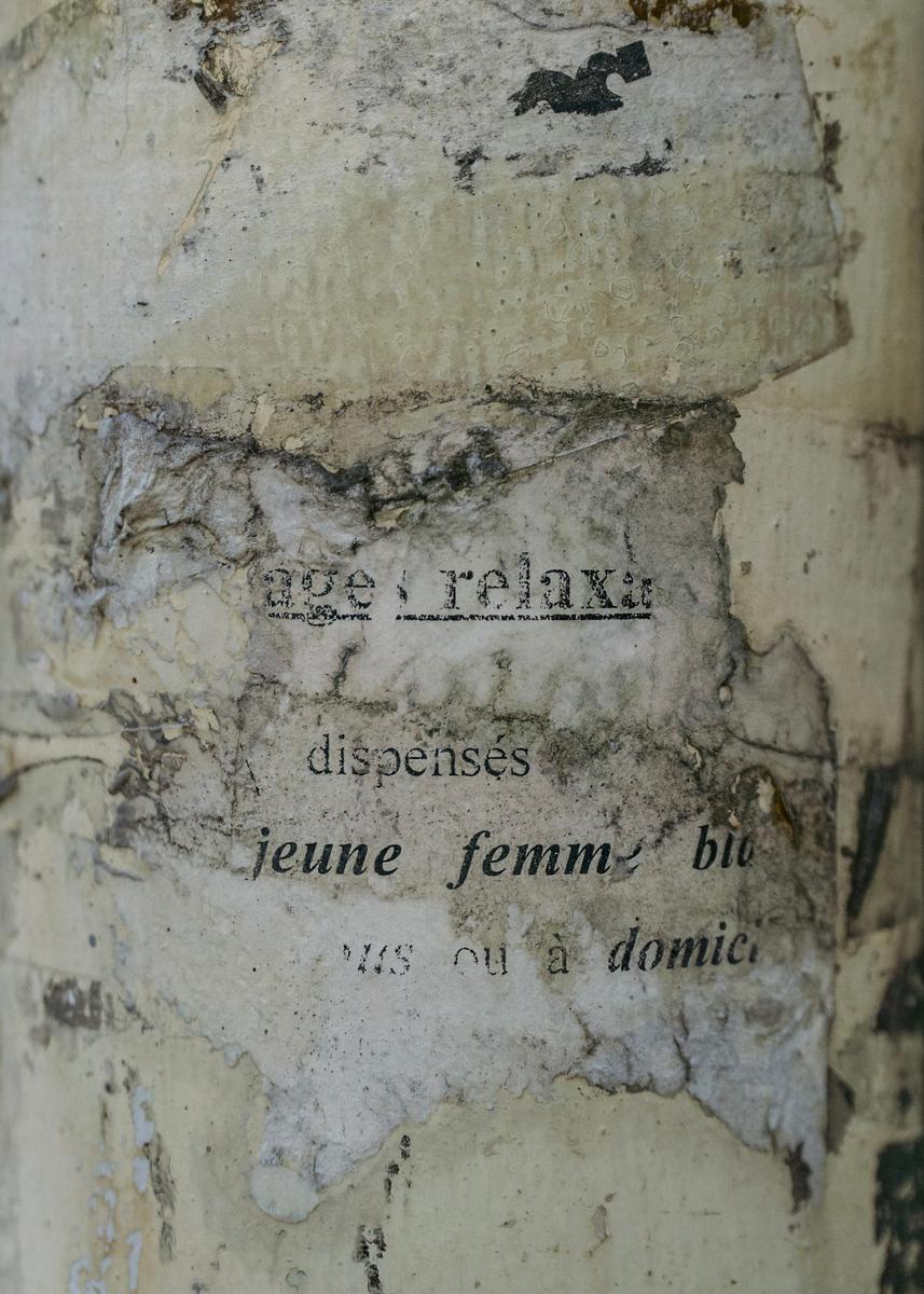 Paris Palimpsest 1