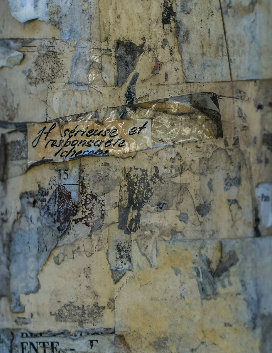 Paris Palimpsest 2
