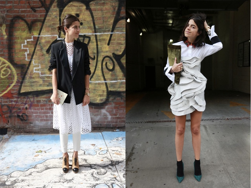 Refashioning The Man Repeller via The Note Passer