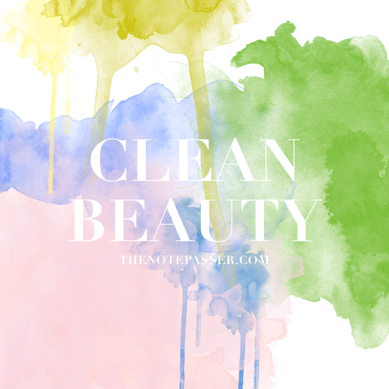Clean Beauty | thenotepasser.com