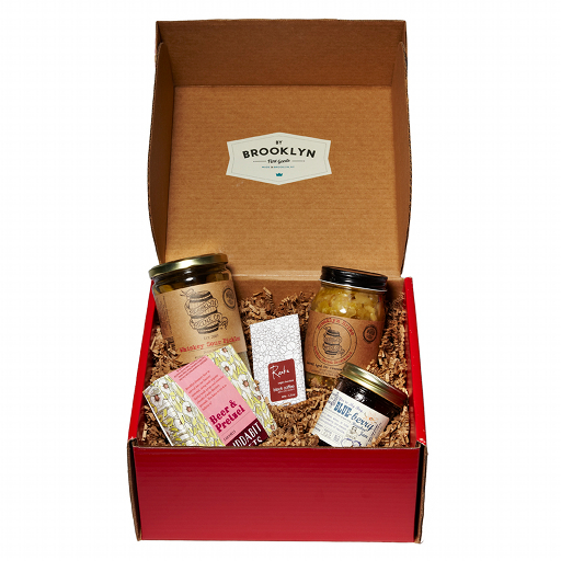 By Brooklyn Alcohol Themed Gift Box