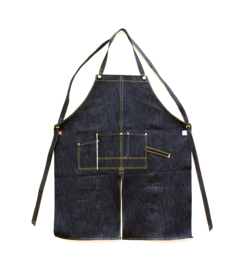 Craftsman and Wolves CAW SELF EDGE APRON