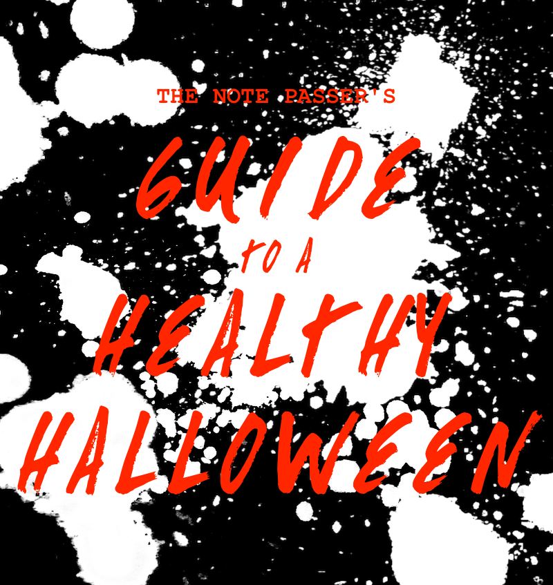 Guide to a Healthy Halloween | thenotepasser.com